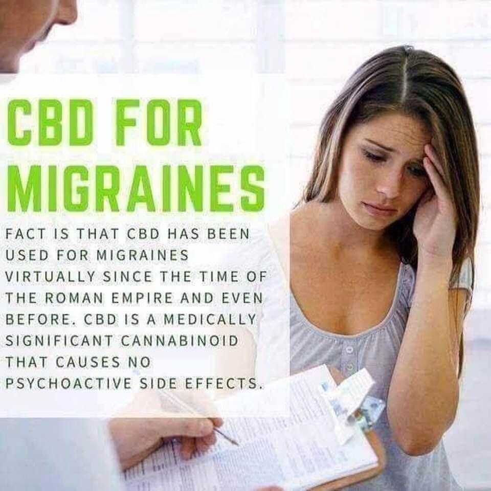 cbd-for-migrains